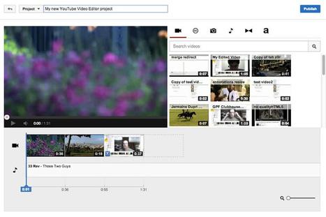 Los mejores opciones para editar video online   Linguagem Virtual   Scoop.it