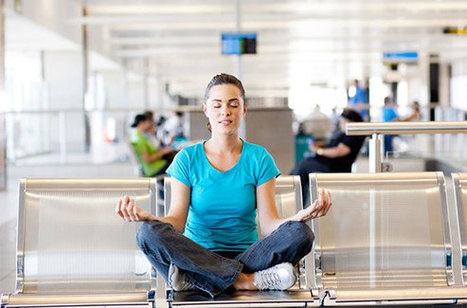 10 Ways to De-Stress at the Airport - SmarterTravel.com | Emotional Intelligence | Scoop.it