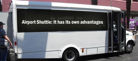Airport Shuttle: It has its own advantages | EZ Shuttle | Gainesville Airport Shuttle | Scoop.it