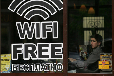 Russland baut Gratis-WLAN aus | Sankt Petersburg | Scoop.it