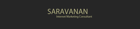 SEO Expert, SEO Specialist, Internet Marketing Consultant in Chennai India | Saravanan | web development company | Scoop.it