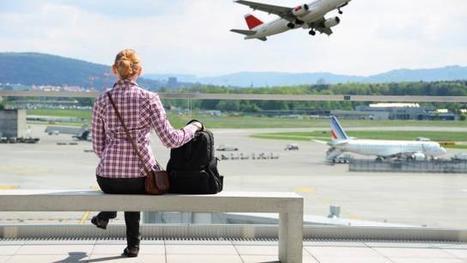 Voyages. Un billet d'avion est moins cher si on l'achète en pleine nuit   Tout pour le WEB2.0   Scoop.it