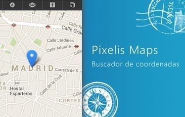 Buscador de coordenadas GPS | Fotointerpretación y Cartografía | Scoop.it