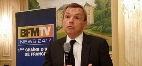 Alain Weill: une nouvelle chaîne d'info serait ''une folie'' | DocPresseESJ | Scoop.it