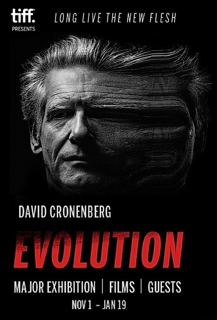 Enter by Wed, 2pm, to Win! DAVID CRONENBERG EVOLUTION at TIFF Movie Prizes! | 'Cosmopolis' - 'Maps to the Stars' | Scoop.it