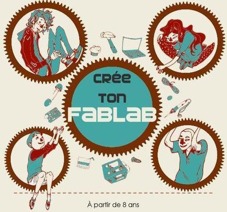 Crée ton FabLab : jeu coopératif pour mieux comprendre les fab labs | Time to Learn | Scoop.it