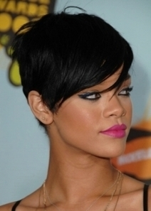 Rihanna Short Hairstyles   99 Hairstyles and Haircuts   Scoop.it