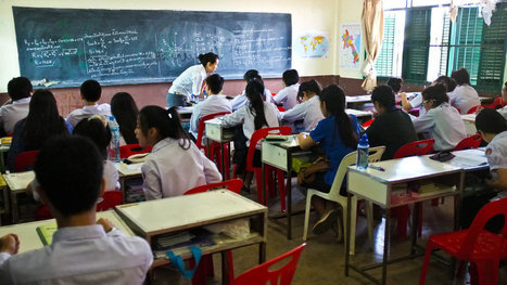 Young Laotians Learn Chinese to Improve Job Prospects | Internationalization Abroad | Scoop.it