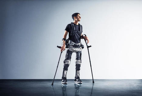 L'exosquelette Phoenix permet à un paraplégique de remarcher | 21st Century Innovative Technologies and Developments as also discoveries, curiosity ( insolite)... | Scoop.it