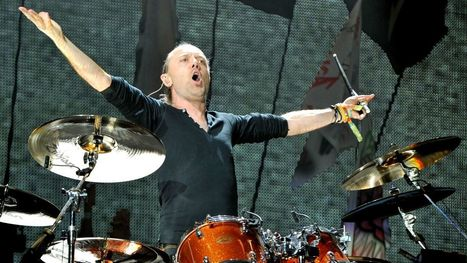 Metallica's Lars Ulrich Promises 'Vivid' Pre–Super Bowl Show | CLOVER ENTERPRISES ''THE ENTERTAINMENT OF CHOICE'' | Scoop.it
