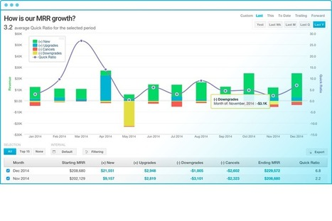 The 5 SaaS Metrics You Need In Your End of Year Board Deck | Resource Library | Scoop.it