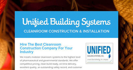 Hire The Best Cleanroom Construction Company For Your Industry. | Clean Room Construction | Scoop.it