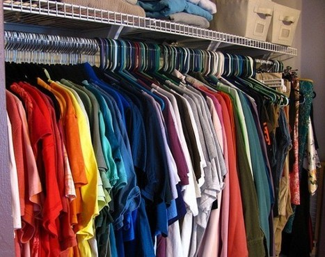 Green Your Closet - 5 Tips for Eco-Friendly Fashion » Greener Ideal | ECO Clothing Fashion | Scoop.it