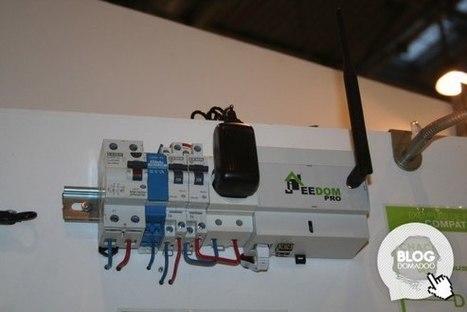 La box domotique Jeedom Pro présentée à Batimat ! | Soho et e-House : Vie numérique familiale | Scoop.it