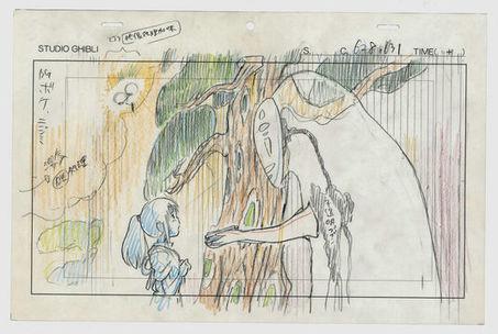 Aux origines de Chihiro et Totoro, créatures de Ghibli | Ca m'interpelle... | Scoop.it