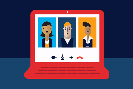 8 tips for virtual collaboration, from TED's tech team   Collaboration   Scoop.it