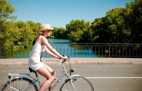 La Vallée du Loir à vélo, un itinéraire touristique spontané - Départements & Régions Cyclables   Politiques cyclables des territoires   Scoop.it