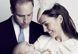 Kate Middleton wins big smile from Prince George in portrait - New York Daily News   Royal family   Scoop.it