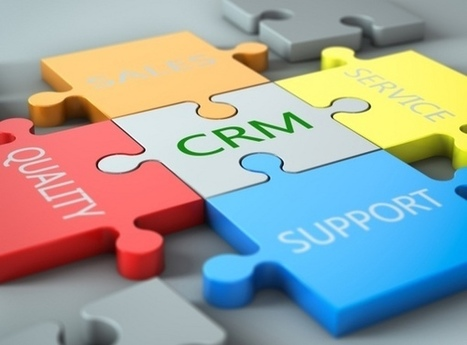 Is Your Small Business Ready for a CRM Solution? | small business | Scoop.it