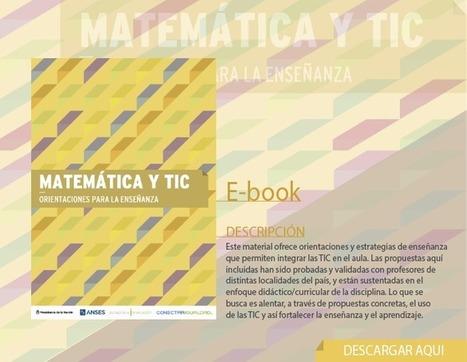 Inicio: Matemática - E-book | Tic en el aula | Scoop.it
