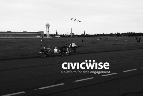 The first PEER-to-PEER advice system for CIVIC engagement | actions de concertation citoyenne | Scoop.it