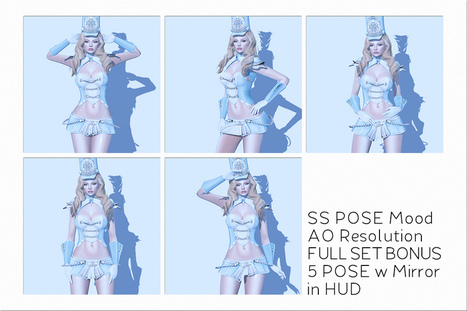 SSPOSE Mood Ad // Bonus AO Resolution   亗  Second Life Fashion Addict  亗   Scoop.it