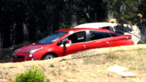 Spy photos capture next-generation Toyota Prius weeks before debut | Sustainability Science | Scoop.it