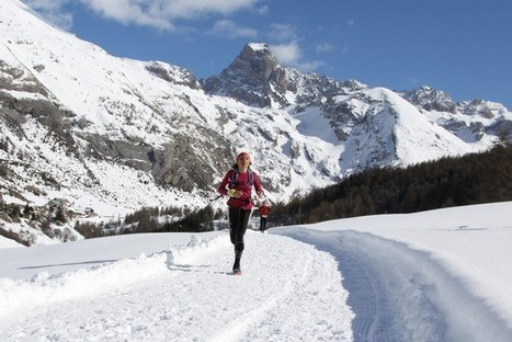 Snow trail Ubaye Salomon | Pure Runners by widiwici | Actualité running | Scoop.it