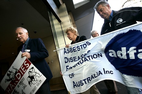 AUS NEWS: Deadly asbestos still claiming lives | Asbestos and Mesothelioma World News | Scoop.it