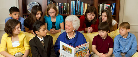Home | Barbara Bush Foundation | Language Development, Literacy, and the Young Child | Scoop.it