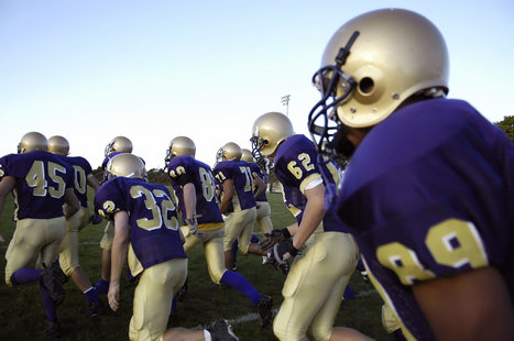 Concussions Can Be More Likely In Practices Than In Games | The Health Story | Scoop.it