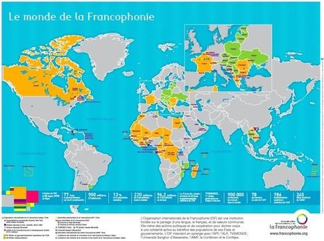 BLEU-BLANC-ROUGE: 20 mars - JOURNÉE INTERNATIONALE DE LA FRANCOPHONIE   J'aime le français. Et vous ?   Scoop.it