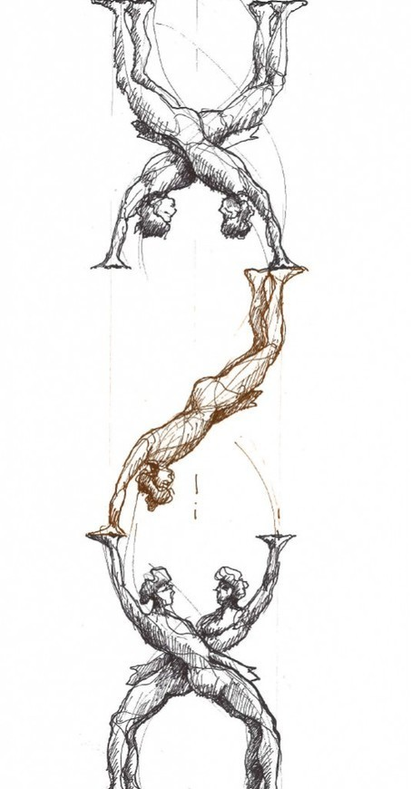 The DNA of Collaboration | Metropolis POV | Metropolis Magazine | new society | Scoop.it