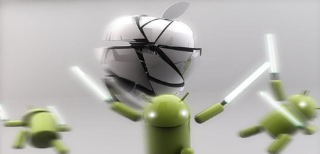 Apple mantiene su liderazgo en Estados Unidos pero Android sigue dominando como S.O. | Mobile Technology | Scoop.it