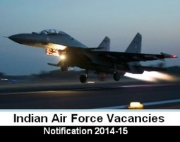 Indian Air force Vacancies Notification 2014-15 | cdsexam.com | UPSC CDS Exam | Scoop.it