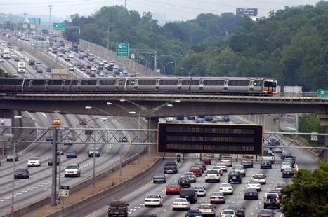 Atlanta's Traffic Fiasco Highlights Disastrous Regional Planning - Slate Magazine (blog) | Logistics World | Scoop.it