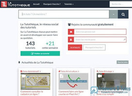 Le site du jour : La Tutothèque | Info tips | Scoop.it