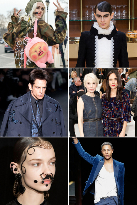 The Most-Talked-About Stories From Paris Fashion Week - Style.com | CLOVER ENTERPRISES ''THE ENTERTAINMENT OF CHOICE'' | Scoop.it