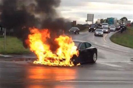 Tesla Model S Battery Fires? Wait for the NHTSA report | Auto Premium | Scoop.it