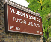 Welcome to W. Uden and Sons Family Funeral Director covering Bexleyheath, Eltham, Camberwell, Sidcup, Petts Wood, Dulwich and the South East London and Kent | Funeral Directors Bexleyheath | Scoop.it