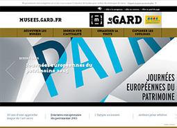 Les Musées du Gard ont leur site Internet ! | Cévennes : économie et rayonnement | Scoop.it
