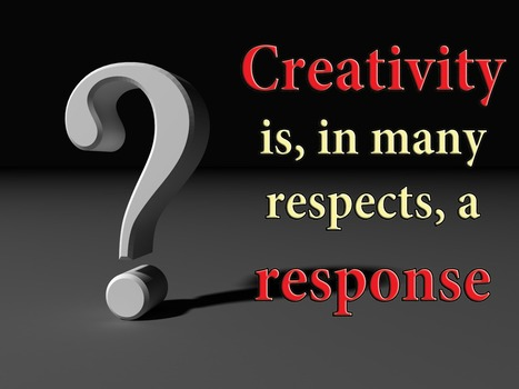 Creativity | Quote for Thought | Scoop.it