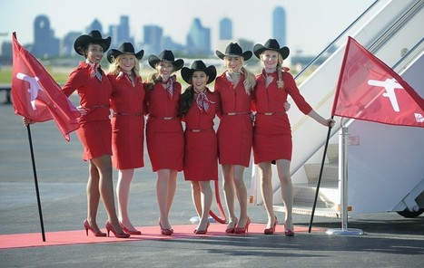 Passengers Love Virgin America, But Investors Might Not | Aviation Matters | Scoop.it