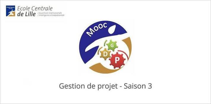Le MOOC ABC Gestion de projet #3 - Ecole centrale de Lille commence le 10 mars 2014 | MOOC Francophone | Scoop.it