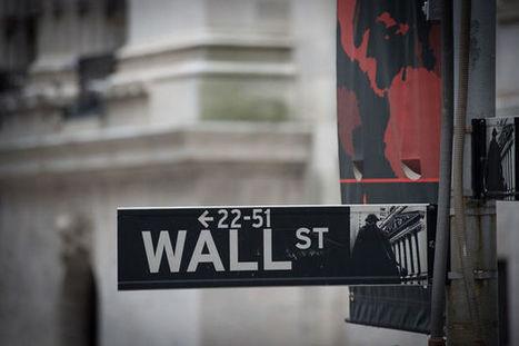 Contre les attentes, Wall Street bondit proche d'un record après la victoire de Trump | BTS Banque | Scoop.it