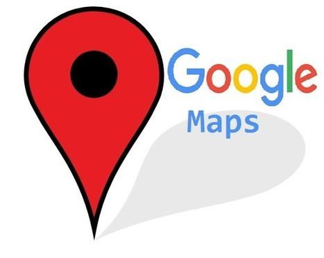 Google Maps introduit la recherche et la navigation hors connexion - Arobasenet.com | Web, E-tourisme & Co | Scoop.it