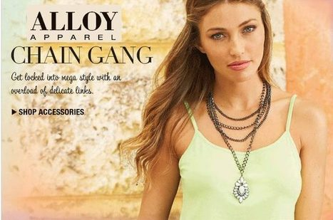 latest fashion apparels from Alloy | online shopping 2014 | Scoop.it