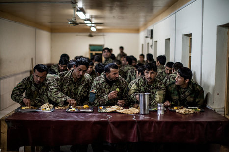 Afghan Army Learning to Fight on Its Own | Greetings From Afghanistan Send More Ammo-independent reading | Scoop.it