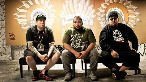 A Tribe Called Red's dubstep take on powwow music - CBC News | AboriginalLinks LiensAutochtones | Scoop.it