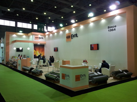 ENTİL at İDMA 2015 Expo in İstanbul | Entil A.Ş. | Scoop.it